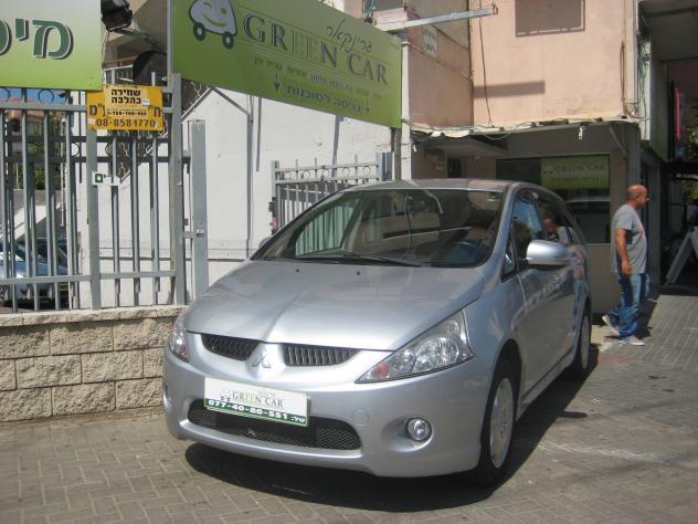 מתקדם מיצובישי גרנדיס - Greencar HE-89